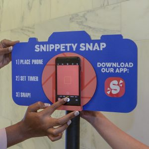 Snippety Snap demonstration