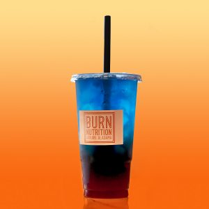 Drink from Burn Nutrition